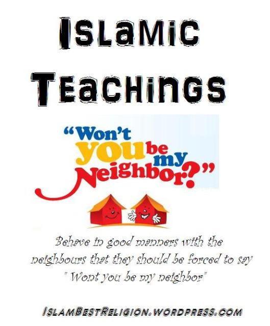 Rights-of-Neighbors