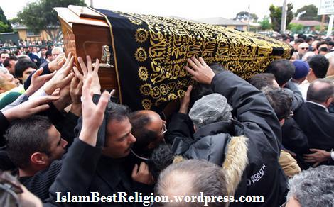 The Rulings Of The Janazah Muslim-funerals