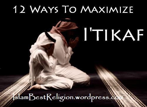 Virtues of I'tikaf