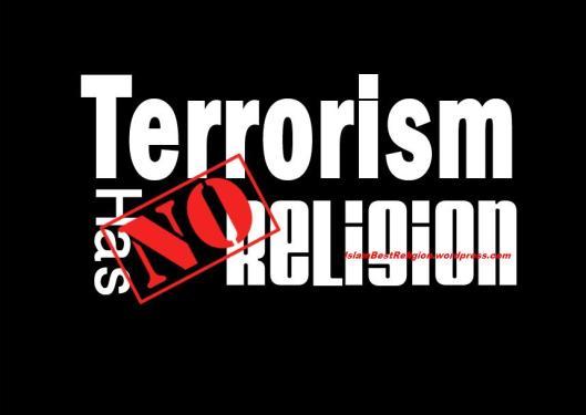 Muslims condemns terrorism