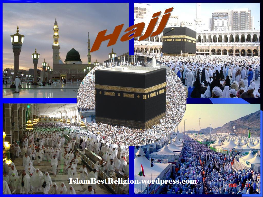 islam hajj The annual pilgrimage to mecca, called the hajj, is set to begin monday hundreds of thousands of muslims have entered the saudi arabian city in advance of the event, in which pilgrims retrace the steps of prophets and recount their devotion to god here are some facts about the hajj: 1 islam has.